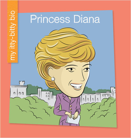 Cover: Princess Diana