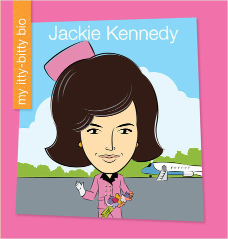 Cover: Jackie Kennedy