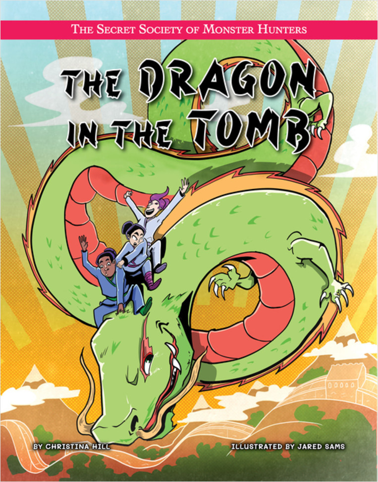 Cover: The Dragon in the Tomb
