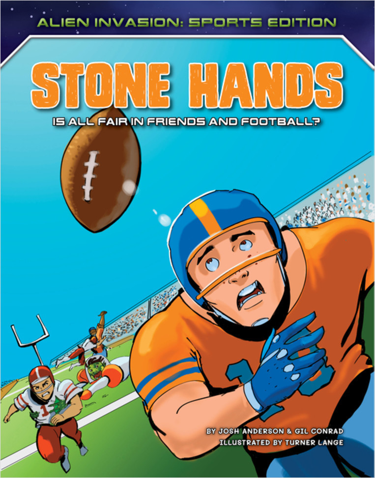 Cover: Stone Hands: Is All Fair in Friends and Football?