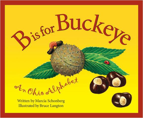 Cover: B is for Buckeye: An Ohio Alphabet