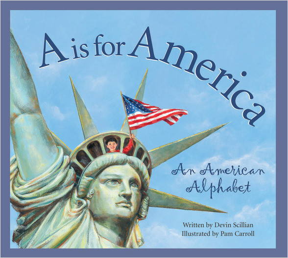 Cover: A is for America: An American Alphabet