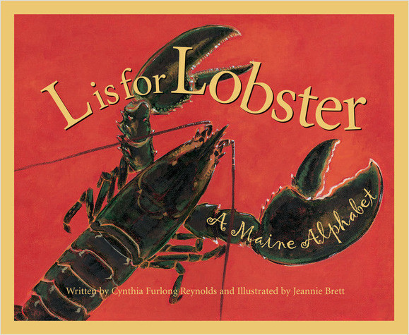 Cover: L is for Lobster: A Maine Alphabet