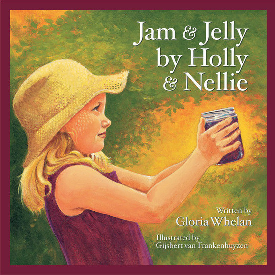 Cover: Jam and Jelly by Holly and Nellie
