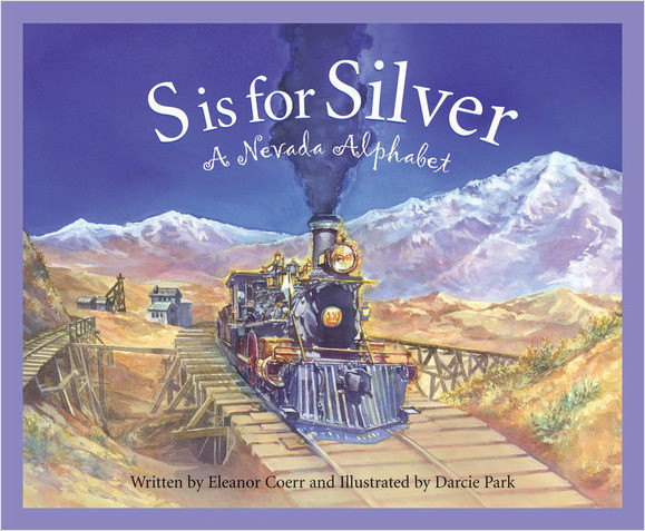 Cover: S is for Silver: A Nevada Alphabet