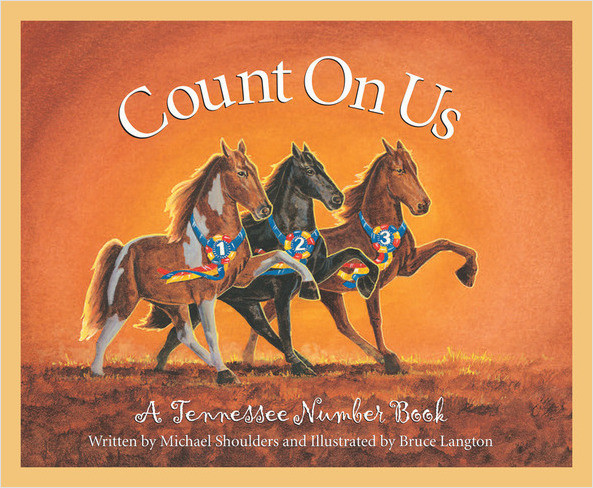 Cover: Count on Us: A Tennessee Number Book