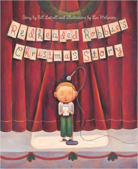 Cover: Redheaded Robbie's Christmas Story