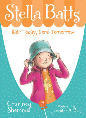 Cover: Stella Batts: Hair Today, Gone Tomorrow