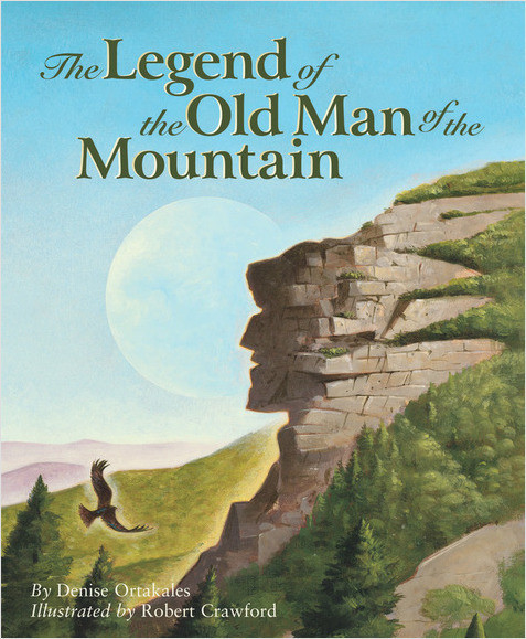 Cover: The Legend of the Old Man of the Mountain