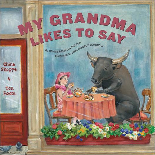Cover: My Grandma Likes to Say