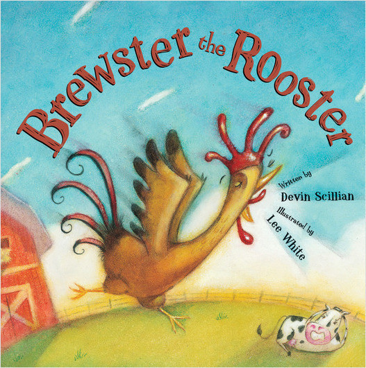 Cover: Brewster the Rooster