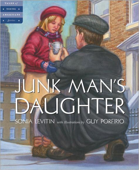 Cover: Junkman's Daughter