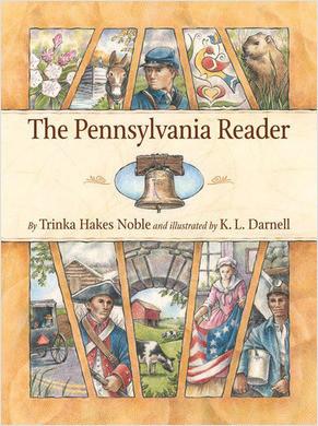Cover: The Pennsylvania Reader
