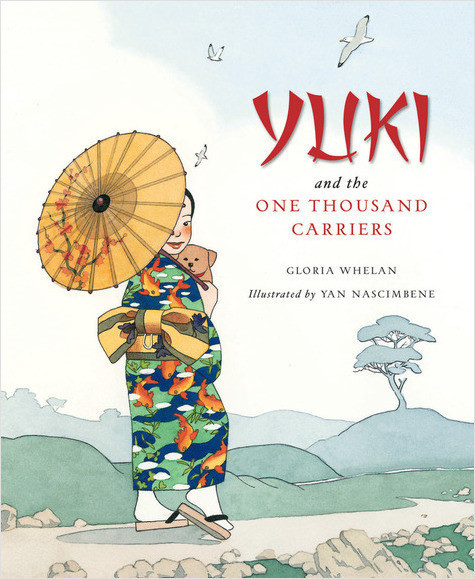Cover: Yuki and the One Thousand Carriers