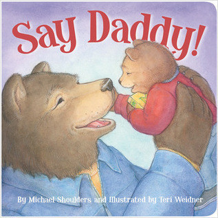 Cover: Say Daddy!