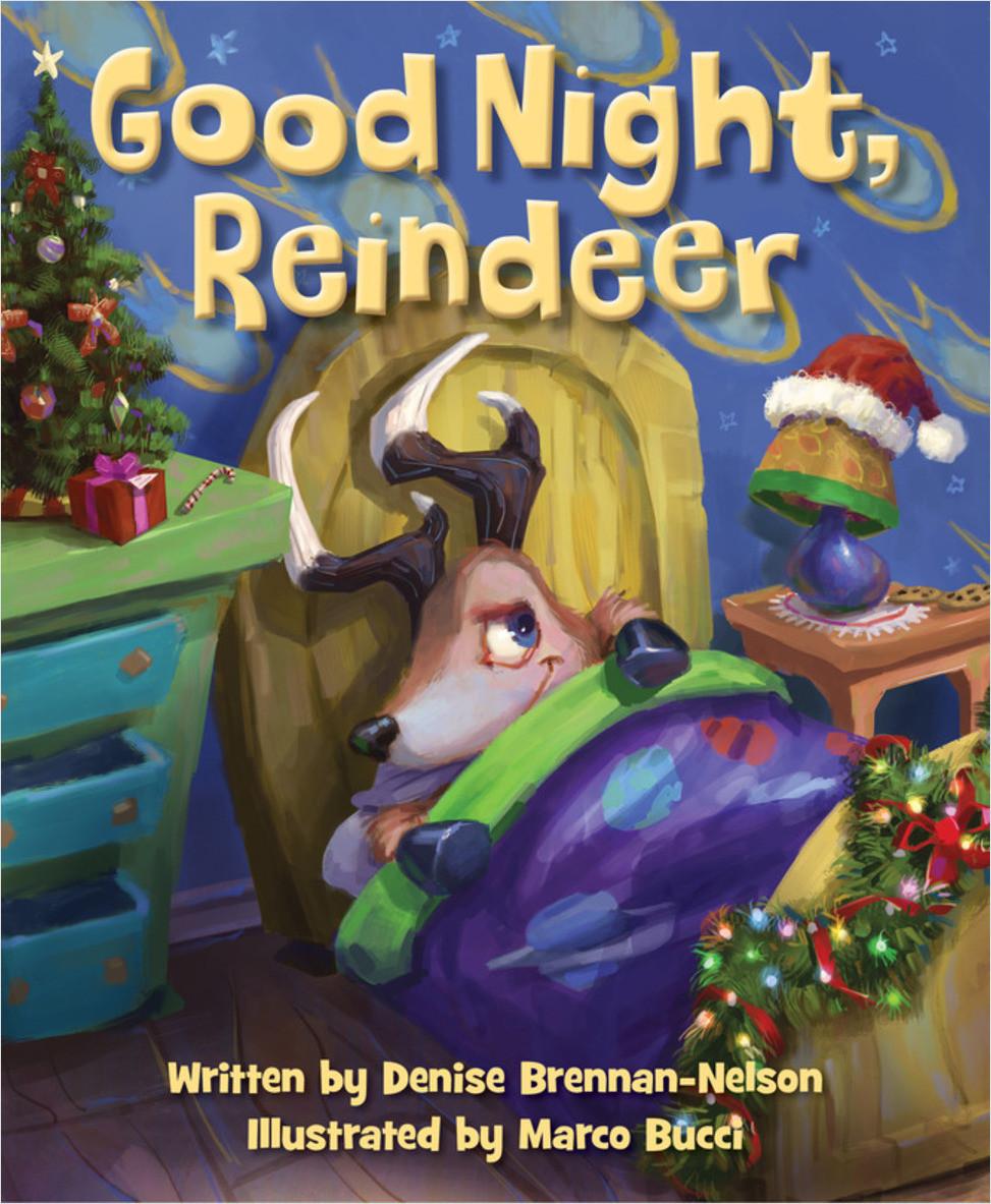 Cover: Good Night, Reindeer