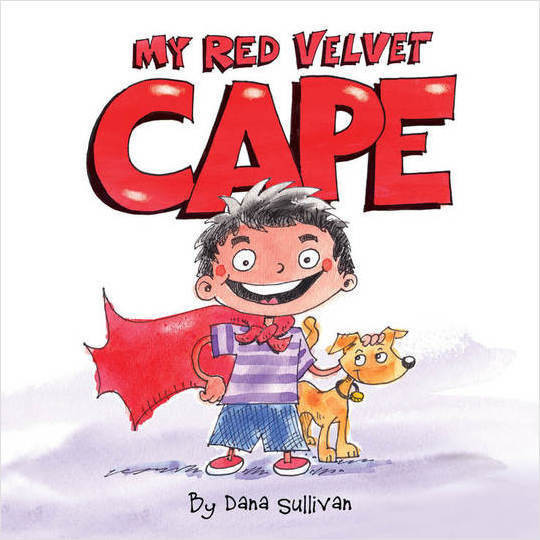 Cover: My Red Velvet Cape