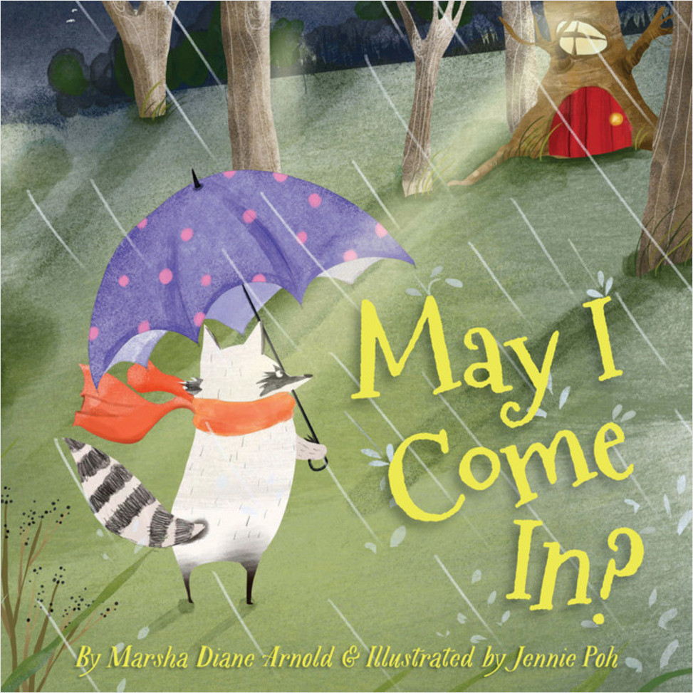 Cover: May I Come In?