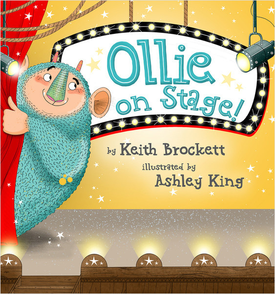 Cover: Ollie on Stage