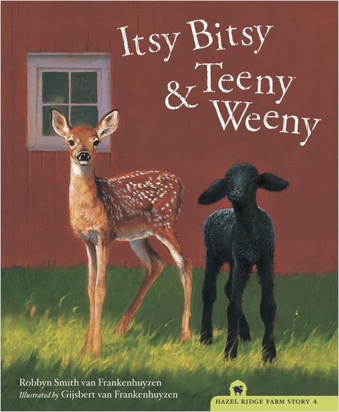 Cover: Itsy Bitsy and Teeny Weeny