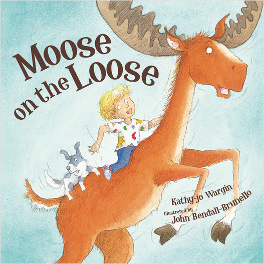Cover: Moose on the Loose