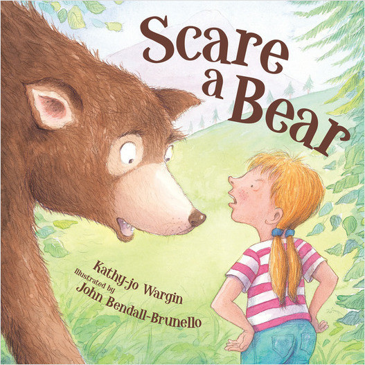 Cover: Scare a Bear