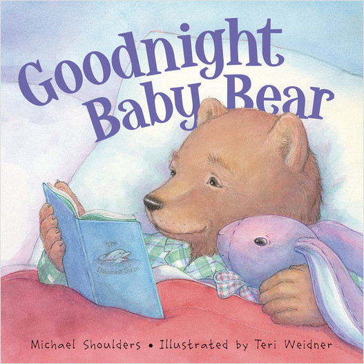 Cover: Goodnight Baby Bear