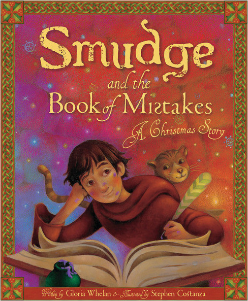 Cover: Smudge and the Book of Mistakes: A Christmas Story