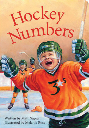 Cover: Hockey Numbers