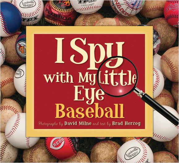 Cover: I Spy with My Little Eye Baseball