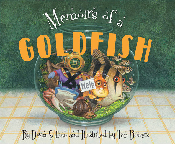 Cover: Memoirs of a Goldfish