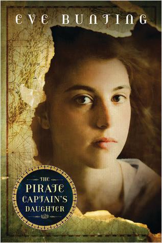 Cover: The Pirate Captain's Daughter