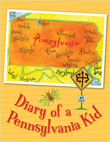 Cover: Diary of a Pennsylvania Kid