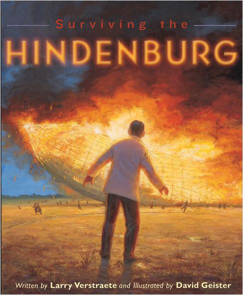 Cover: Surviving the Hindenburg