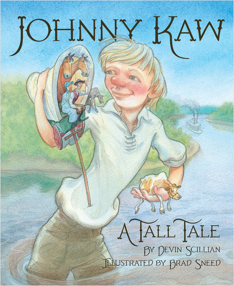 Cover: Johnny Kaw: A Tall Tale