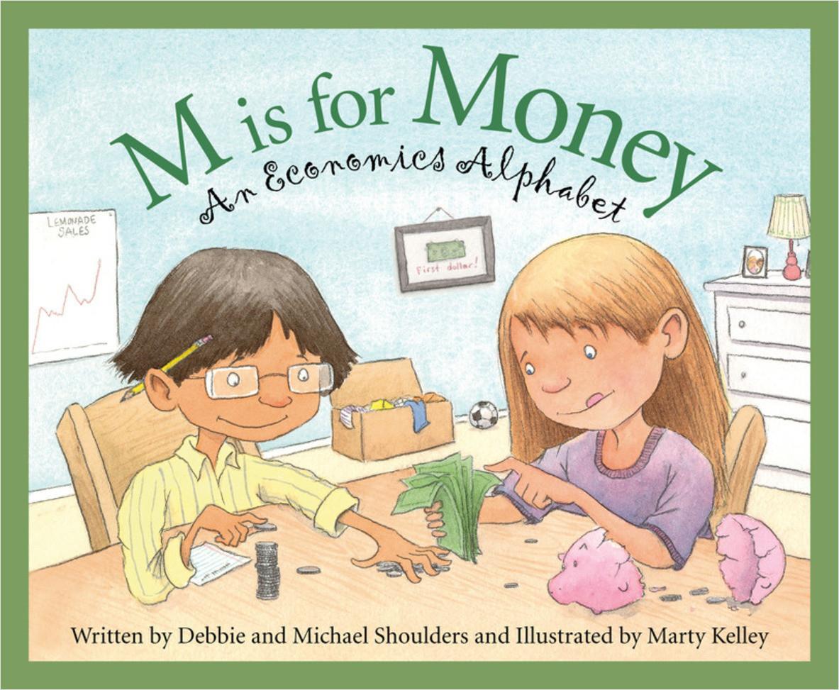 Cover: M is for Money: An Economics Alphabet