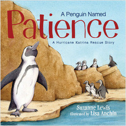 Cover: A Penguin Named Patience