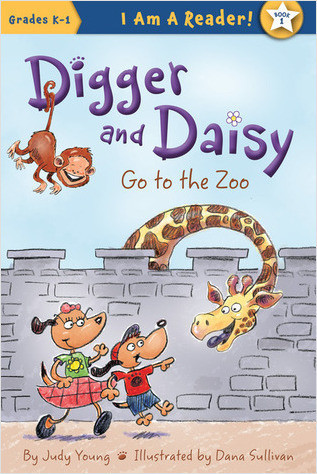 Cover: Digger and Daisy Go to the Zoo