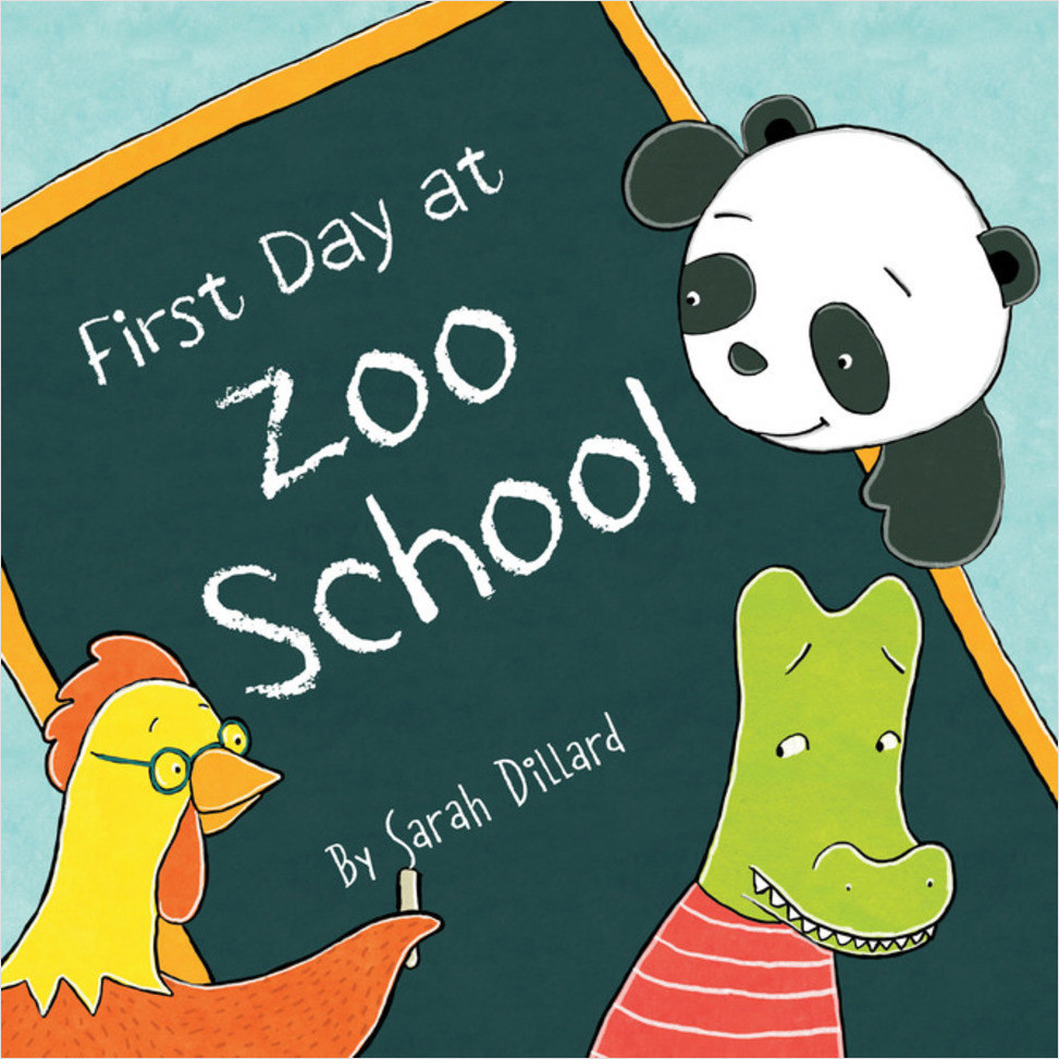 Cover: First Day at Zoo School