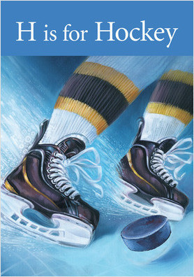 Cover: H is for Hockey