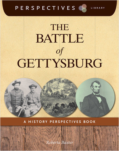 Cover: The Battle of Gettysburg: A History Perspectives Book