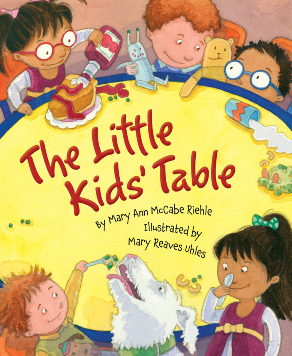Cover: The Little Kids' Table