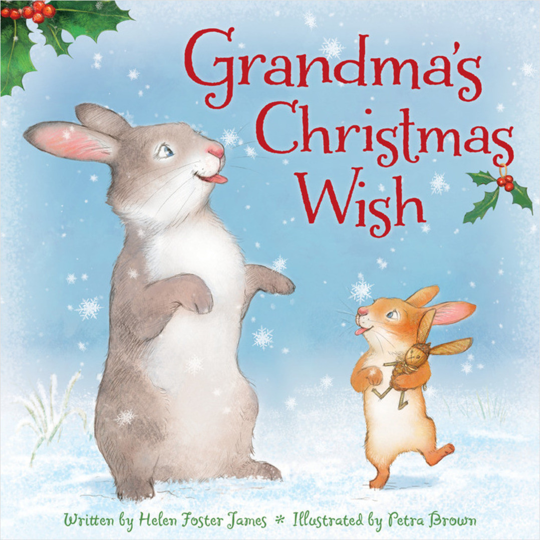 Cover: Grandma's Christmas Wish