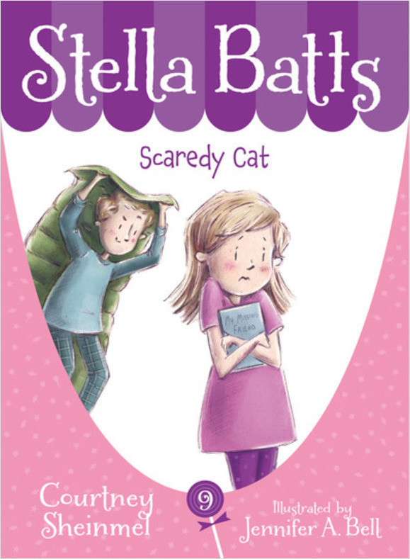 Cover: Stella Batts Scaredy Cat