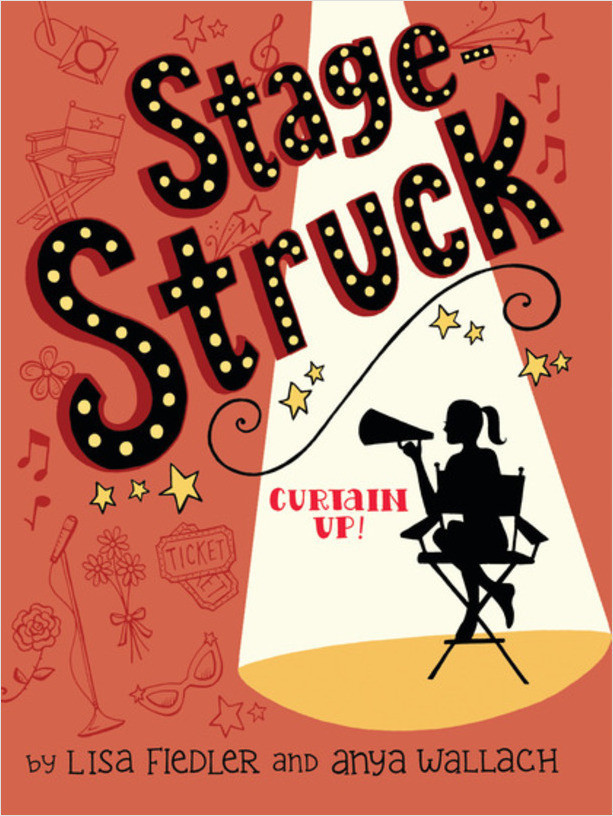 Cover: Stagestruck: Curtain Up!