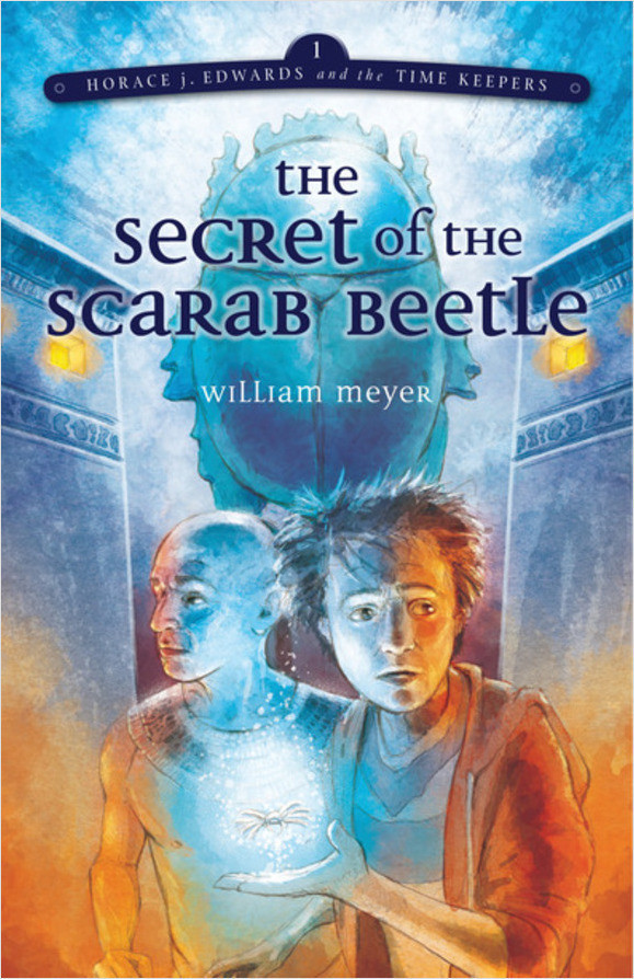 Cover: Horace: Secret of Scarab Beetle