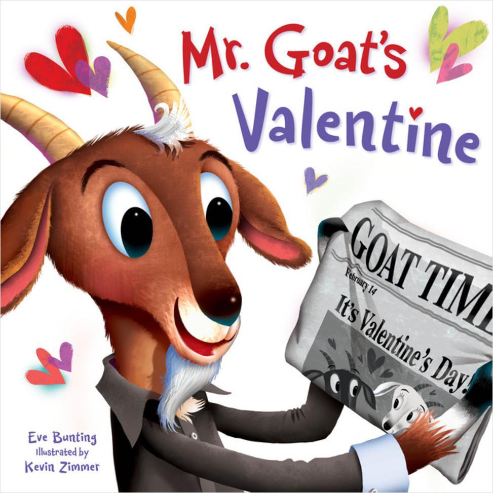 Cover: Mr. Goat's Valentine