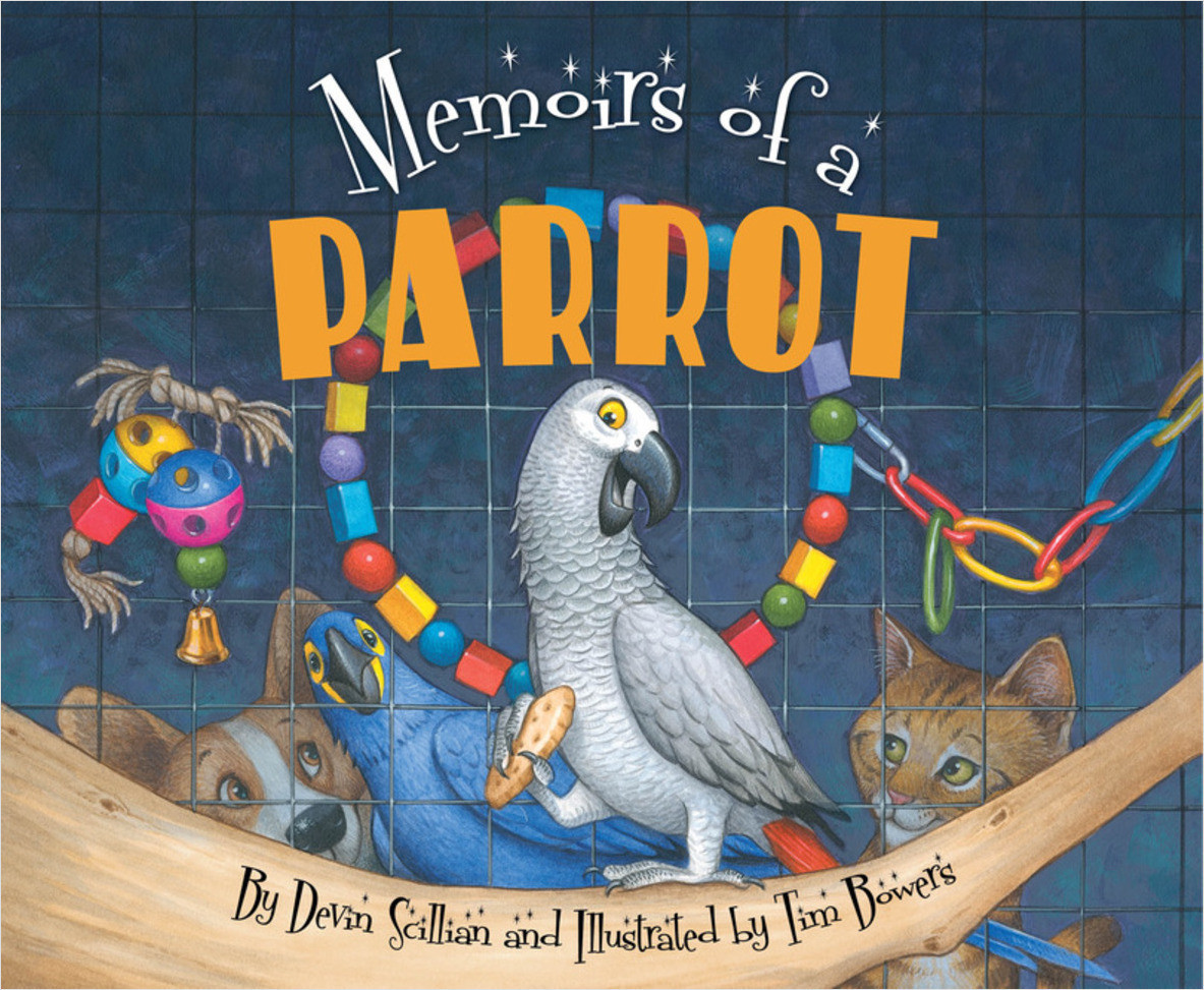 Cover: Memoirs of a Parrot