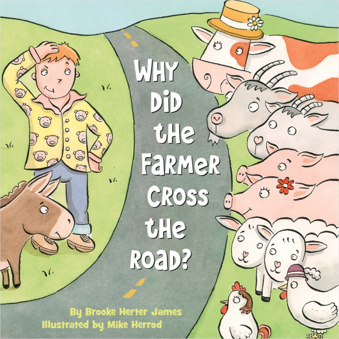 Cover: Why Did the Farmer