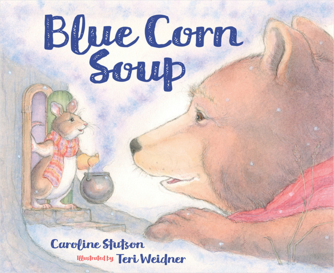 Cover: Blue Corn Soup